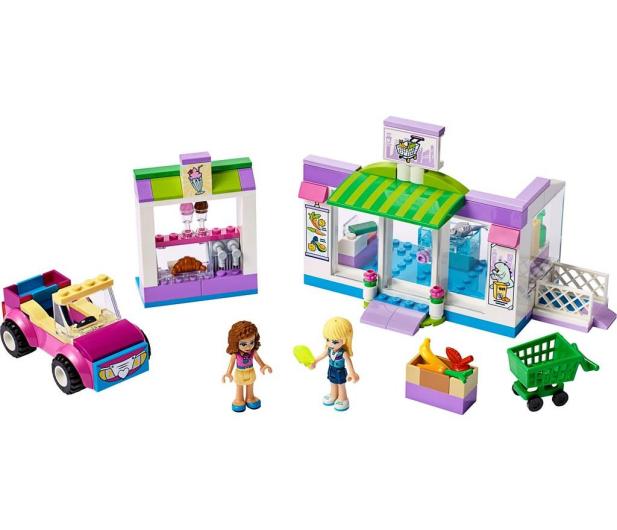 LEGO Friends Supermarket w Heartlake - 496121 - zdjęcie 2
