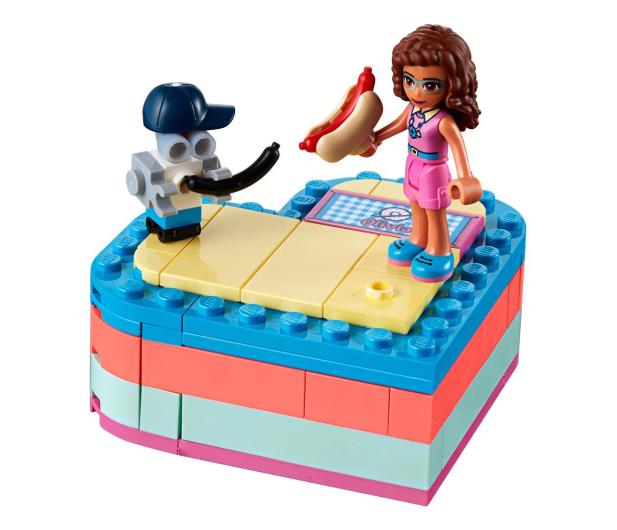 LEGO  Friends Pudełko przyjaźni Olivii - 496160 - zdjęcie 2