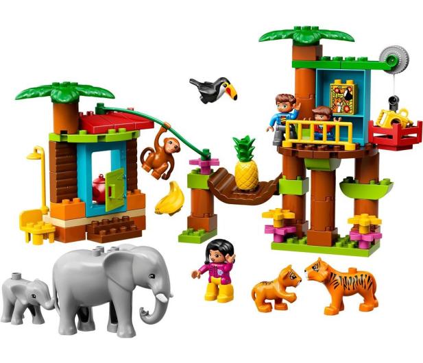 LEGO DUPLO Tropikalna wyspa - 496096 - zdjęcie 2