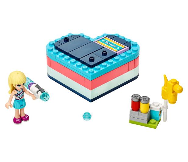 LEGO  Friends Pudełko przyjaźni Stephanie - 496158 - zdjęcie 2