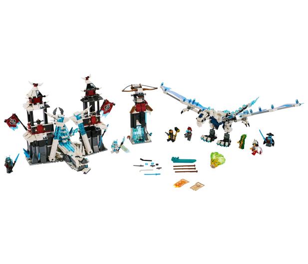 LEGO Ninjago Zamek Zapomnianego Cesarza - 496208 - zdjęcie 2