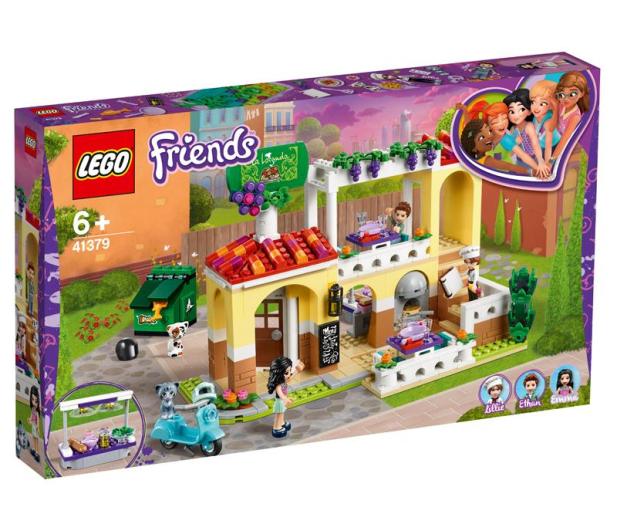 LEGO Friends Restauracja w Heartlake - 496140 - zdjęcie