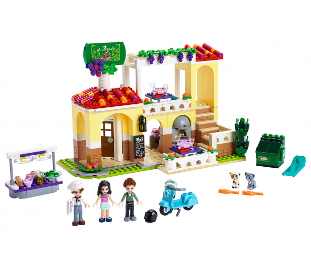 LEGO Friends Restauracja w Heartlake - 496140 - zdjęcie 2