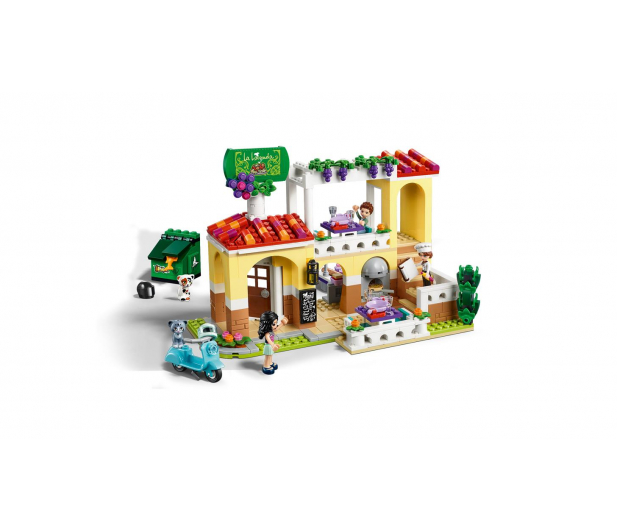 LEGO Friends Restauracja w Heartlake - 496140 - zdjęcie 3