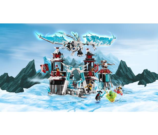LEGO Ninjago Zamek Zapomnianego Cesarza - 496208 - zdjęcie 3