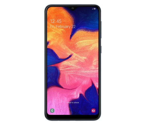 Samsung Galaxy A10 black - 496055 - zdjęcie 3