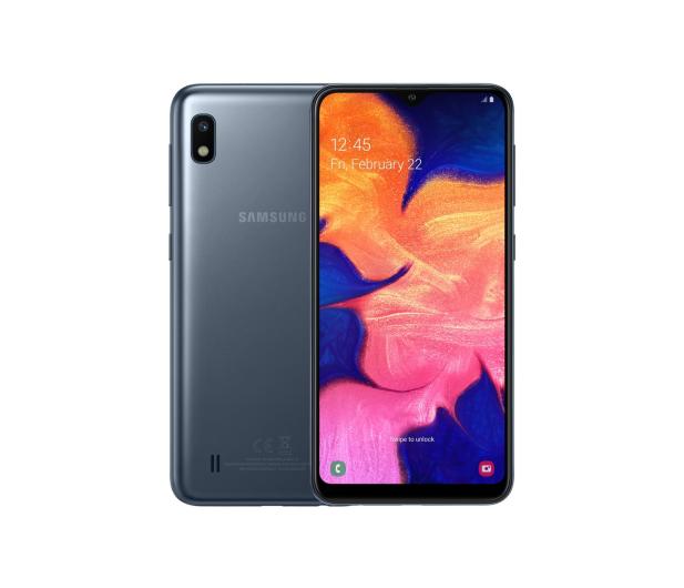 Samsung Galaxy A10 black - 496055 - zdjęcie