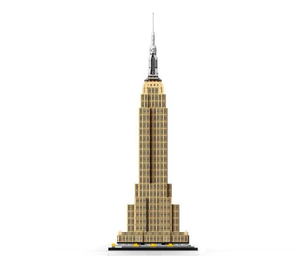 LEGO Architecture Empire State Building - 496101 - zdjęcie 3