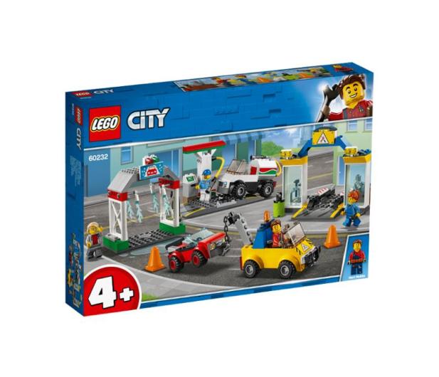 LEGO City Centrum motoryzacyjne - 496179 - zdjęcie