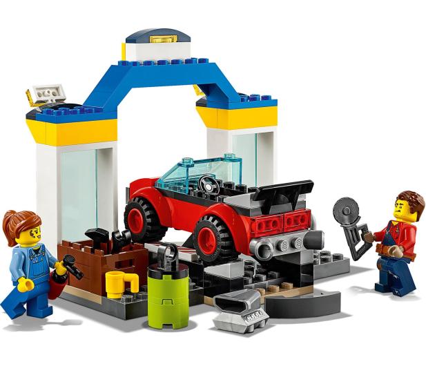 LEGO City Centrum motoryzacyjne - 496179 - zdjęcie 3