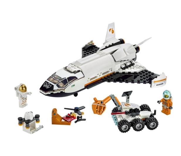 LEGO City Wyprawa badawcza na Marsa - 496167 - zdjęcie 2