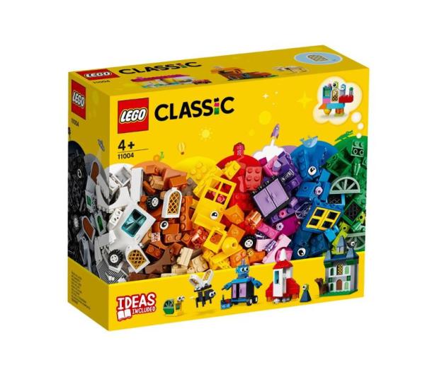 LEGO Classic Pomysłowe okienka - 496098 - zdjęcie
