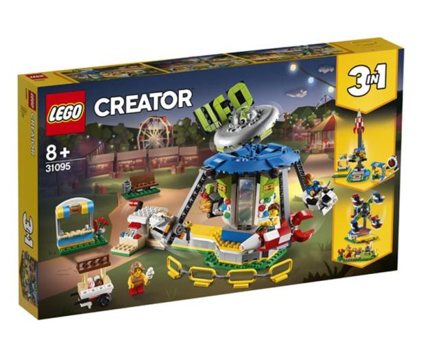 LEGO Creator Karuzela w wesołym miasteczku - 496102 - zdjęcie