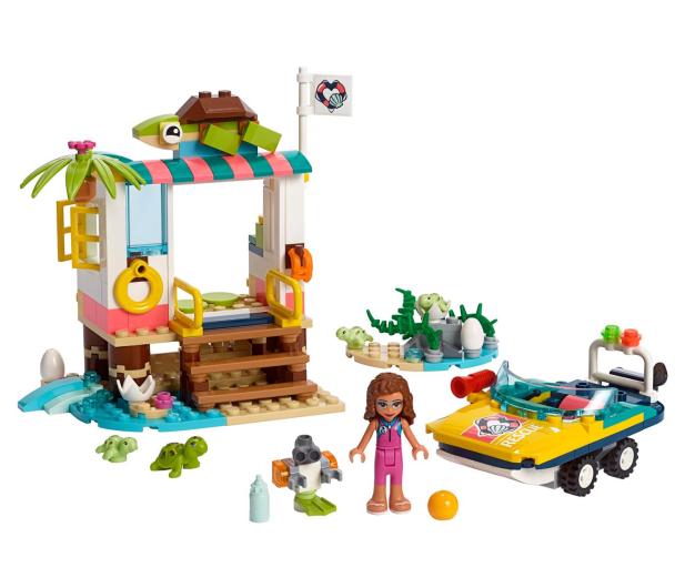 LEGO Friends Na ratunek żółwiom - 496132 - zdjęcie 2