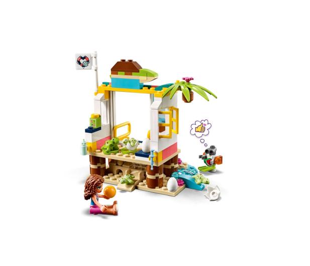 LEGO Friends Na ratunek żółwiom - 496132 - zdjęcie 3