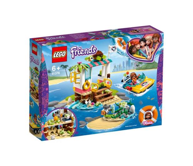LEGO Friends Na ratunek żółwiom - 496132 - zdjęcie