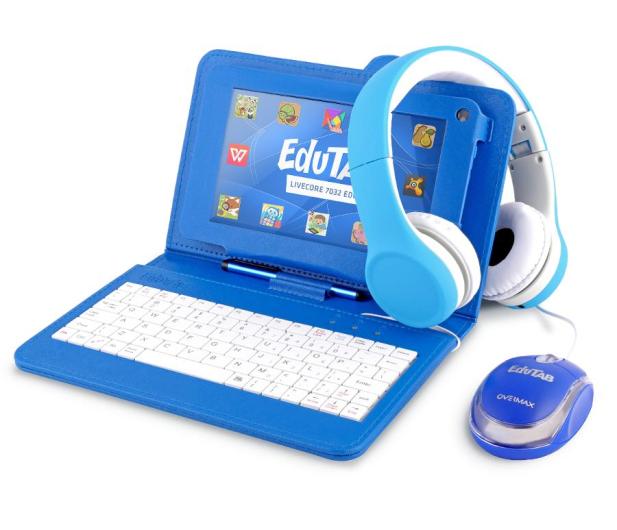 Overmax Tablet Edukacyjny Livecore 7032 Edu - 497737 - zdjęcie