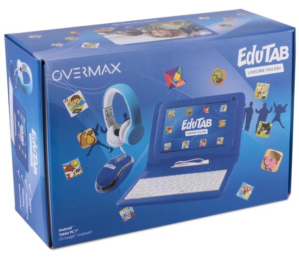 Overmax Tablet Edukacyjny Livecore 7032 Edu - 497737 - zdjęcie 7