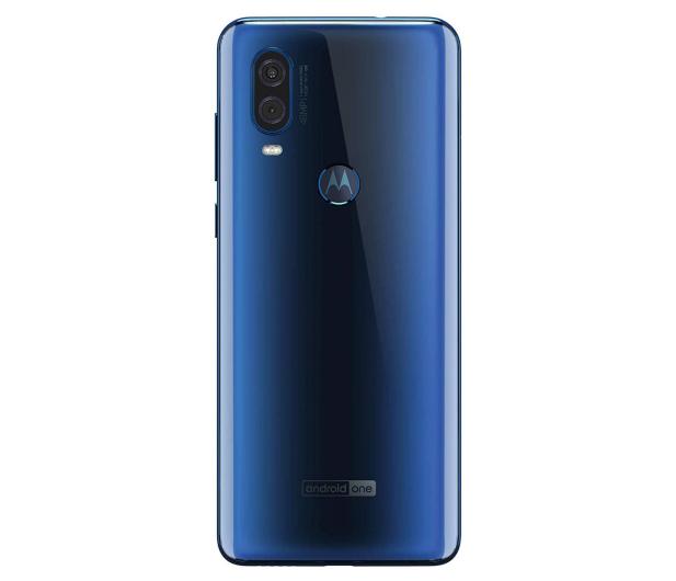 Motorola One Vision 4/128GB Dual SIM niebieski + etui - 496794 - zdjęcie 3