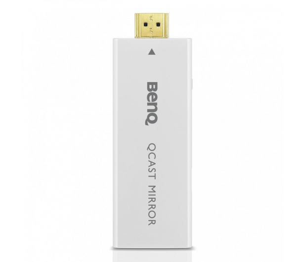 BenQ Bezprzewodowy transmiter QCAST biały - 499119 - zdjęcie 3