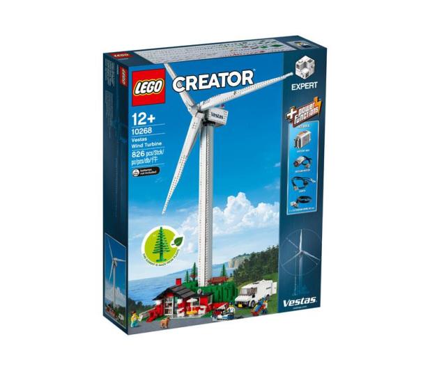 LEGO Creator Turbina wiatrowa Vestas - 494821 - zdjęcie