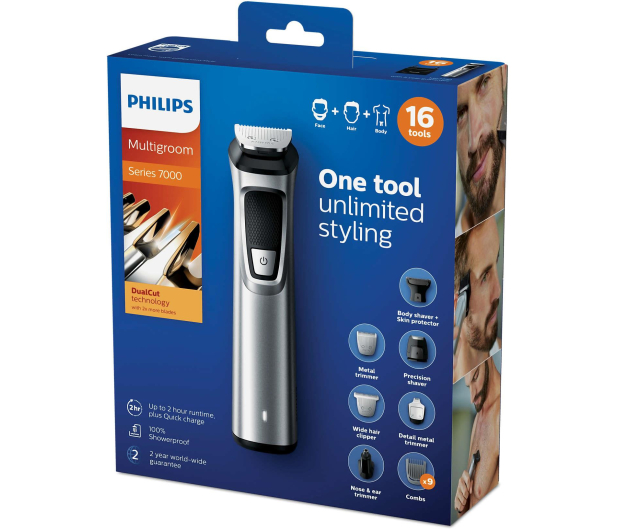 Philips MG7730/15 Multigroom Series 7000 - 494169 - zdjęcie 7