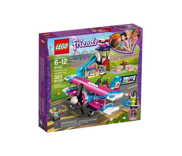 LEGO Friends Lot samolotem nad Miastem Heartlake - 436978 - zdjęcie