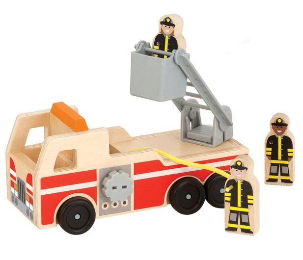 Melissa & Doug Fire Engine Straż pożarna - 500733 - zdjęcie