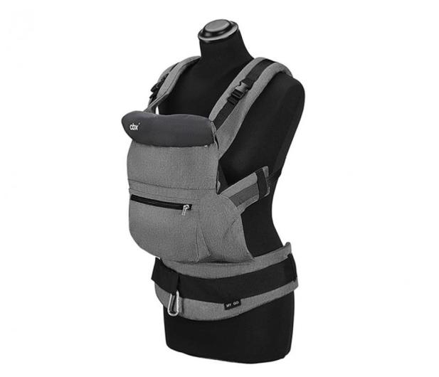 CBX My.Go Comfy Grey 0-20 kg - 501231 - zdjęcie