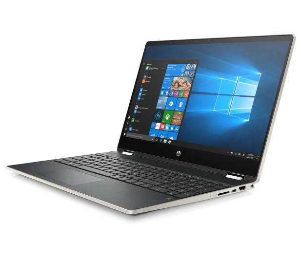 HP Pavilion 15 x360 i3-8145/8GB/256/Win10 Gold - 501289 - zdjęcie 4