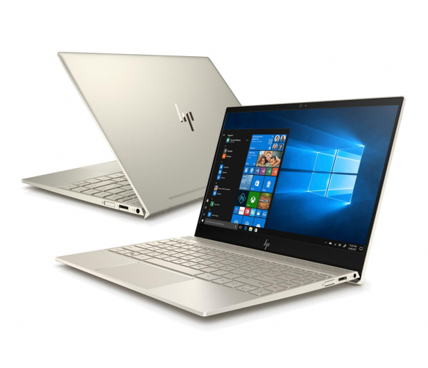 HP Envy 13 i5-8265/8GB/256/Win10 Gold - 501871 - zdjęcie