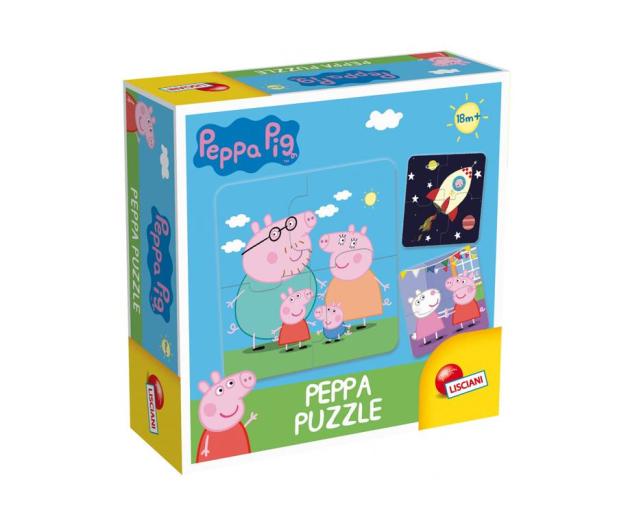 Lisciani Giochi Świnka Peppa puzzle - 502093 - zdjęcie