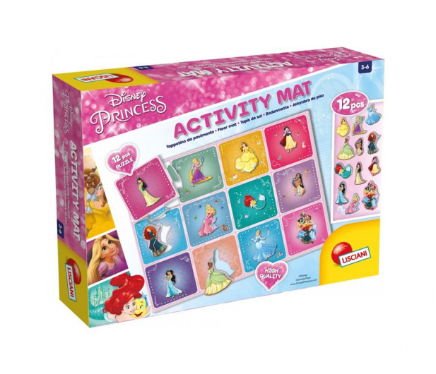 Lisciani Giochi Activity mata puzzle - 502151 - zdjęcie