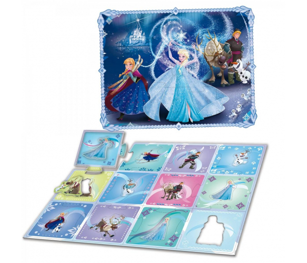 Lisciani Giochi Frozen Activity mata puzzle - 502152 - zdjęcie 2