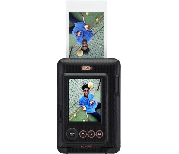 Fujifilm INSTAX Mini LipLay czarny - 501767 - zdjęcie 4