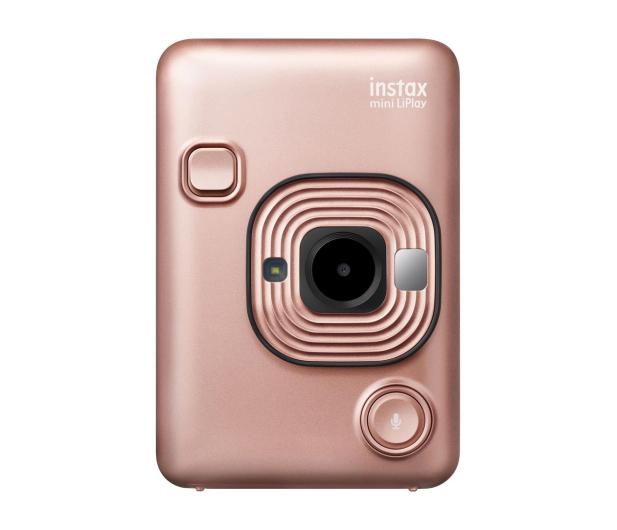 Fujifilm INSTAX Mini LipLay pudrowy róż - 501771 - zdjęcie