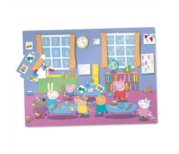 Lisciani Giochi Świnka Peppa Puzzle Gigant - 502163 - zdjęcie 2
