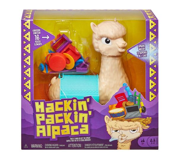 Mattel Paki Alpaki - 488528 - zdjęcie