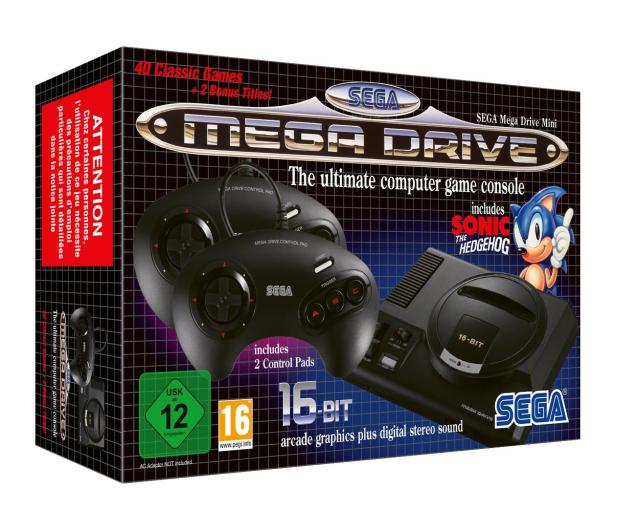 SEGA Mega Drive - 501490 - zdjęcie