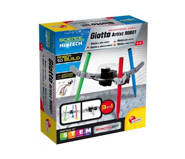 Lisciani Giochi Hi Tech Science roboty - 502174 - zdjęcie