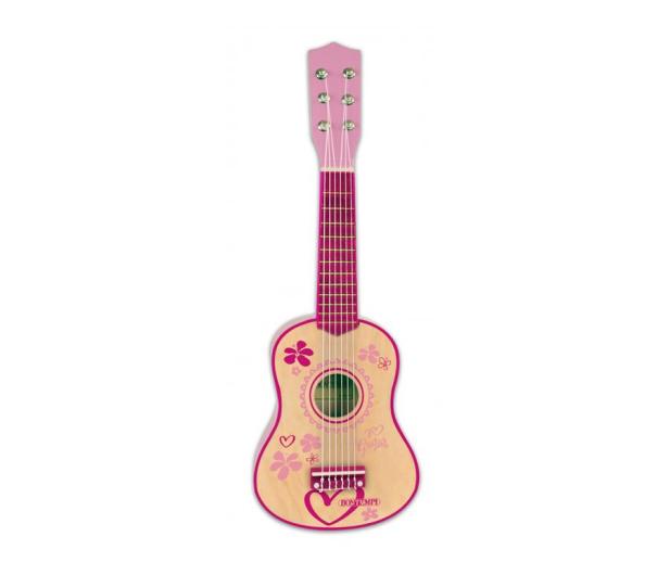 Bontempi GIRL Gitara drewniana 55 cm - 502309 - zdjęcie