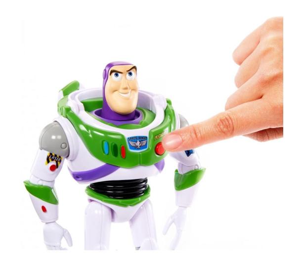 Mattel Disney Toy Story 4 Mówiący Buzz i Chudy - 503583 - zdjęcie 6