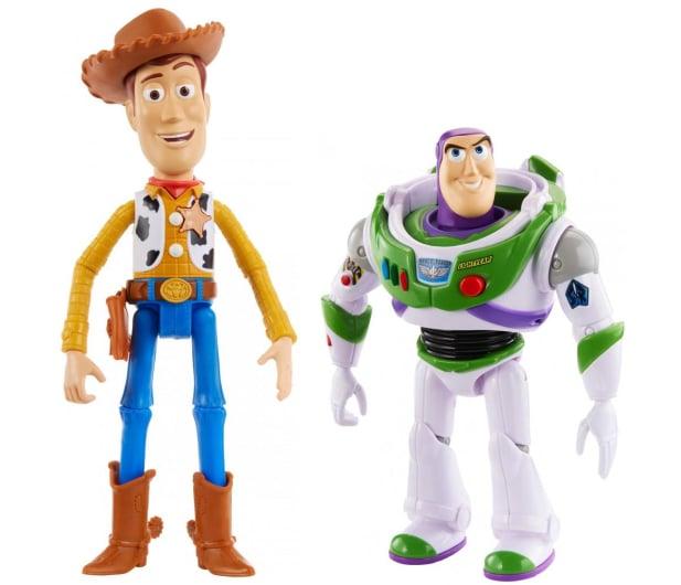 Mattel Disney Toy Story 4 Mówiący Buzz i Chudy - 503583 - zdjęcie