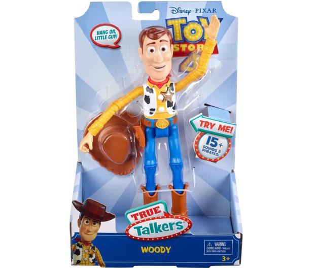 Mattel Disney Toy Story 4 Mówiący Buzz i Chudy - 503583 - zdjęcie 4
