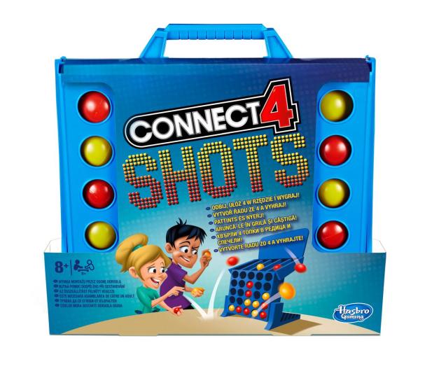 Hasbro Connect 4 Shots - 503934 - zdjęcie