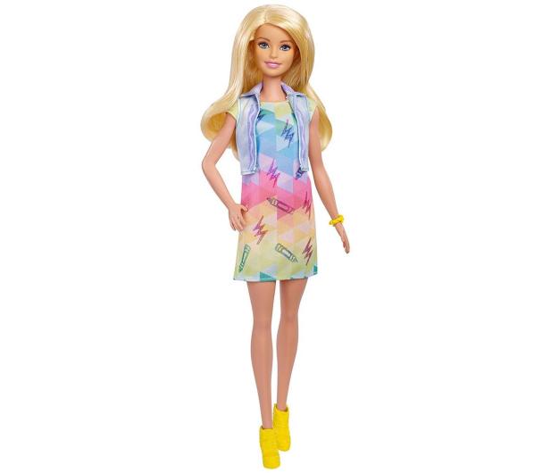 Barbie Crayola Kolorowe Stemple - 503944 - zdjęcie 4