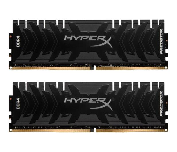 HyperX 8GB 3000MHz Predator Black CL15 (2x4GB) - 309444 - zdjęcie