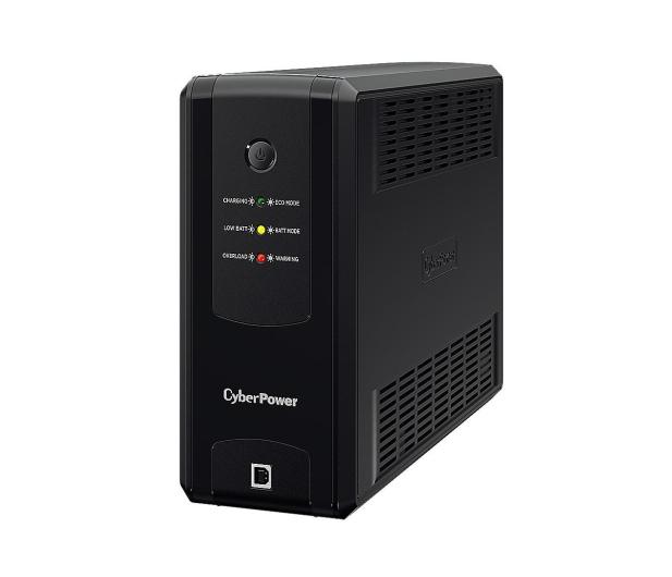 CyberPower UPS UT1050EG-FR (1050VA/630W, 4xPL, AVR) - 496450 - zdjęcie