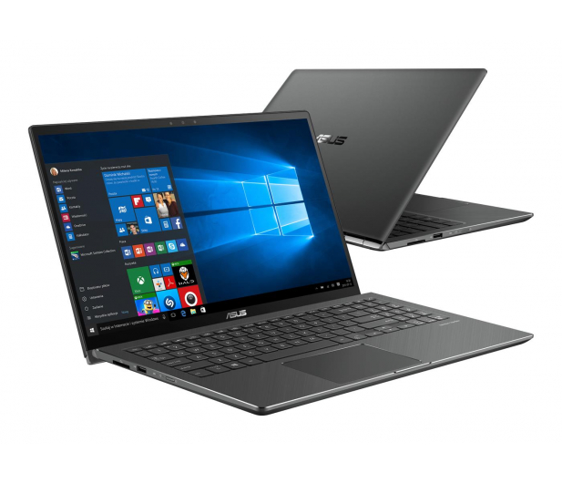 ASUS ZenBook Flip UX562FD i7-8565U/16GB/512/Win10P Grey - 498228 - zdjęcie