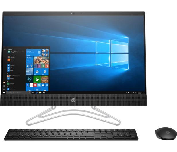 HP 24 AiO Ryzen 5-3500/8GB/256/Win10 Black - 500551 - zdjęcie 3